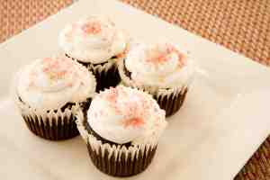 Crave Bakery Gluten Free Cupcakes with All-Natural Sprinkles
