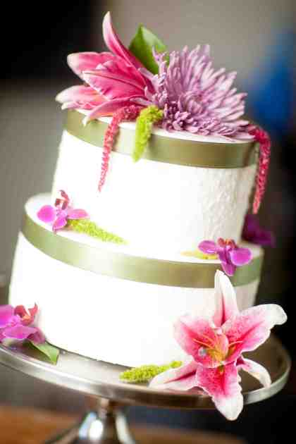Crave Bakery Gluten Free Wedding Cake