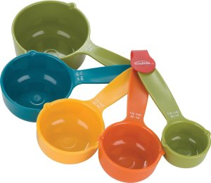 Crave Bakery Gluten Free Baking Measuring Cups