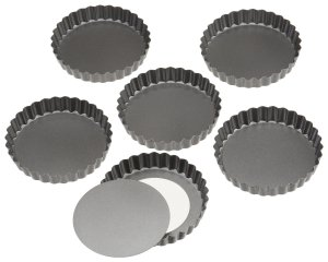 Crave Bakery Gluten Free Favorite Baking Tools Small Tart Pans