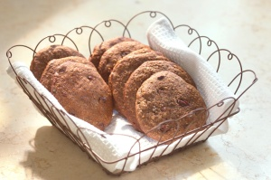 Crave Bakery Gluten Free Oatmeal Raisin Cookies