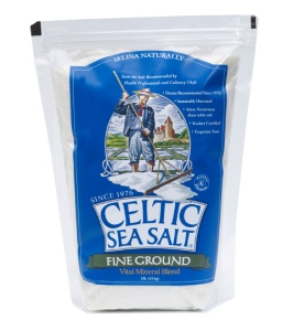 Crave Bakery Recommended Gluten Free Selina Naturally Fine Ground Celtic Sea Salt