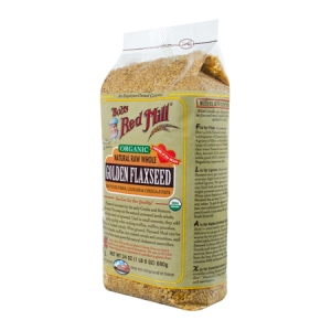 Crave Bakery Recommended Gluten Free Flours Bobs Red Mill Organic Golden Flaxseed