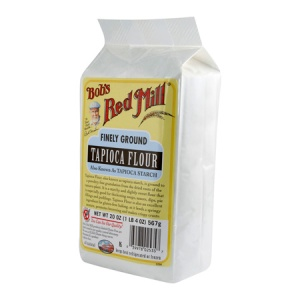 Crave Bakery Recommended Gluten Free Flours Bobs Red Mill Tapioca Flour