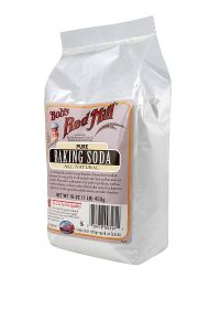 Crave Bakery Recommends Bobs Red Mill Gluten Free Baking Soda
