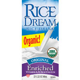 Crave Bakery Recommends Gluten Free Rice Dream Enriched