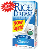 Crave Bakery Recommends Gluten Free Rice Dream Original