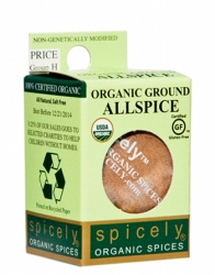 Crave Bakery Recommends Gluten Free Spicely Allspice