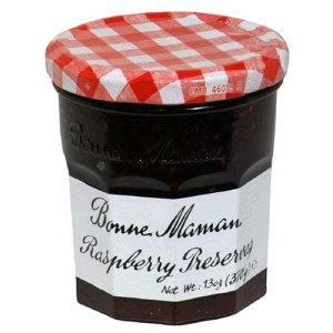 Crave Bakery Recommends Gluten Free Bonne Maman Raspberry Preserves