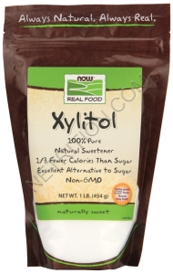 Crave Bakery Recommends Gluten Free NOW Foods Xylitol