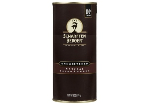Crave Bakery Recommends Scharffen Berger Gluten Free Unsweetened Cocoa Powder