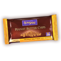 Crave Bakery Recommends Sunspire Gluten Free Peanut Butter Chips