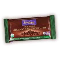 Crave Bakery Recommends Suspire Gluten Free Semi Sweet Chips