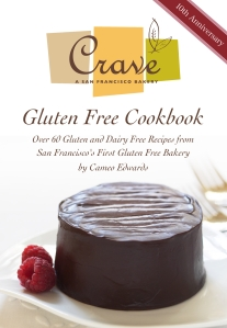 Crave Bakery Cookbook Cover
