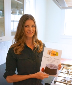 Cameo Edwards Crave Bakery Gluten Free Cookbook